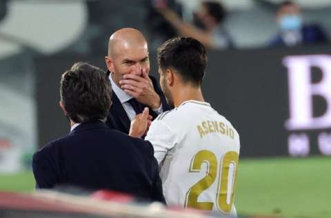 Zinedine Zidane Foto:AP