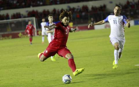 Román Torres es uno de los pilares en la defensa de Panamá que participará en el Mundial Rusia 2018. Foto Anayansi Gamez