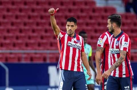 Luis Suárez Foto:EFE