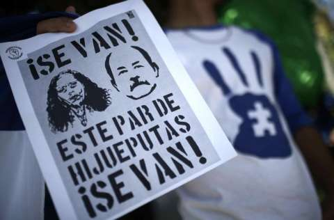 Las elecciones de Nicaragua en noviembre de 2021 serán las primeras que celebra el país después de la ola de manifestaciones de 2018, FOTO/EFE