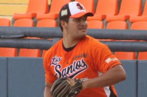 Carlos Julián Luna tuvo una excelente temporada con Los Santos. Foto: Fedebeis