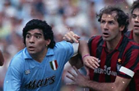 Diego Armando Maradona Foto:EFE