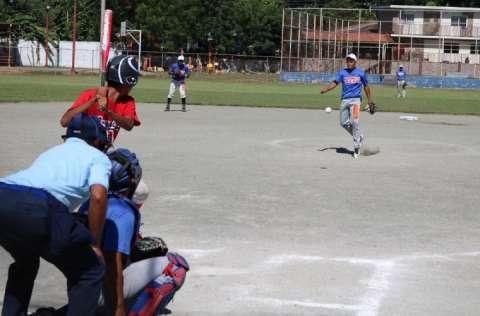 Participarán cuatro equipos en el torneo de softbol. Foto: Cortesía