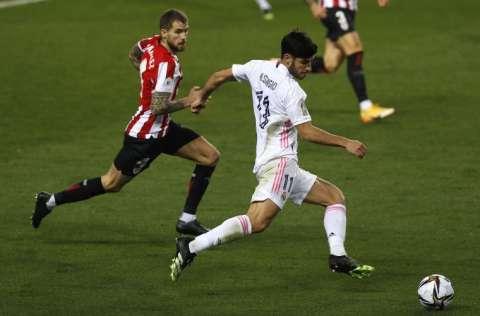 Marco Asensio. Foto:EFE