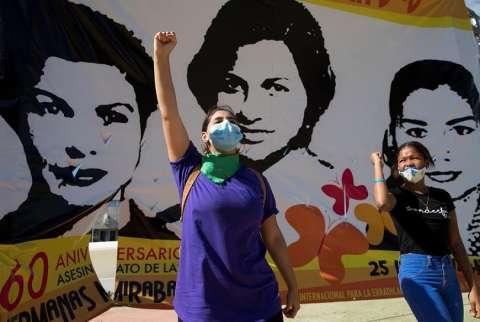 República Dominicana enaltece a las Mirabal 60 años después de su brutal asesinato. EFE
