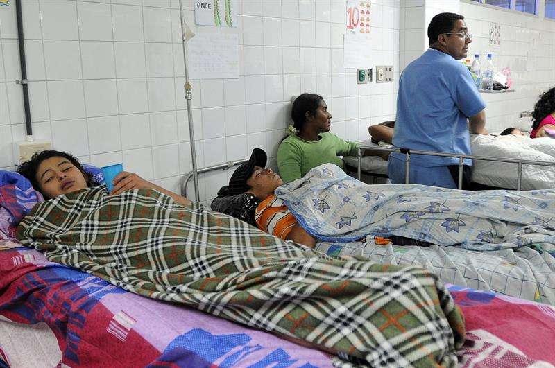 Dengue grave en Honduras.