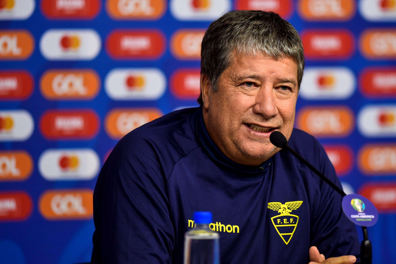 """Hernán Darío """"Bolillo"""" Gómez / EFE"""