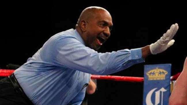 Eddie Cotton participó en muchas peleas de campeonato mundial.