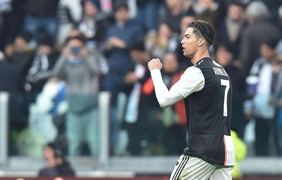 Cristiano Ronaldo /AP