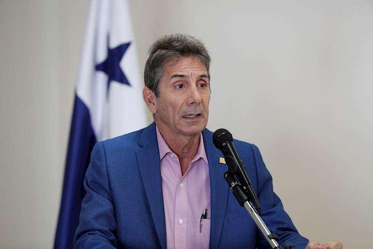 En la imagen, el presidente del Sindicato de Industriales de Panamá (SIP), Aldo Mangravita. EFE/Bienvenido Velasco/Archivo