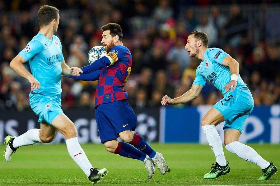 Lionel Messi / EFE