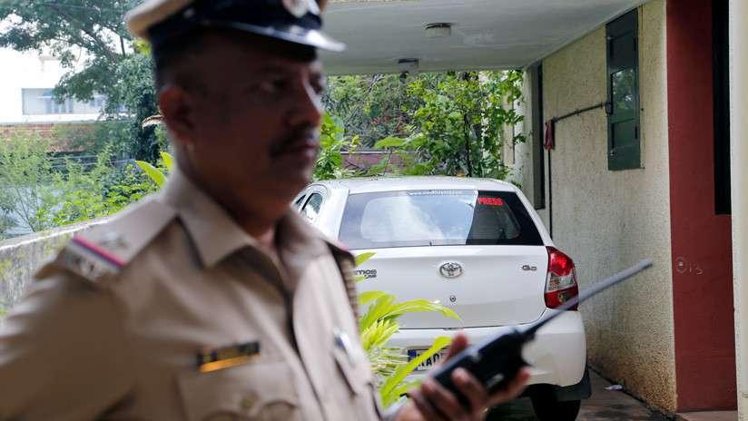 Policía de la India. (Foto: archivo Aijaz Rah / AP)