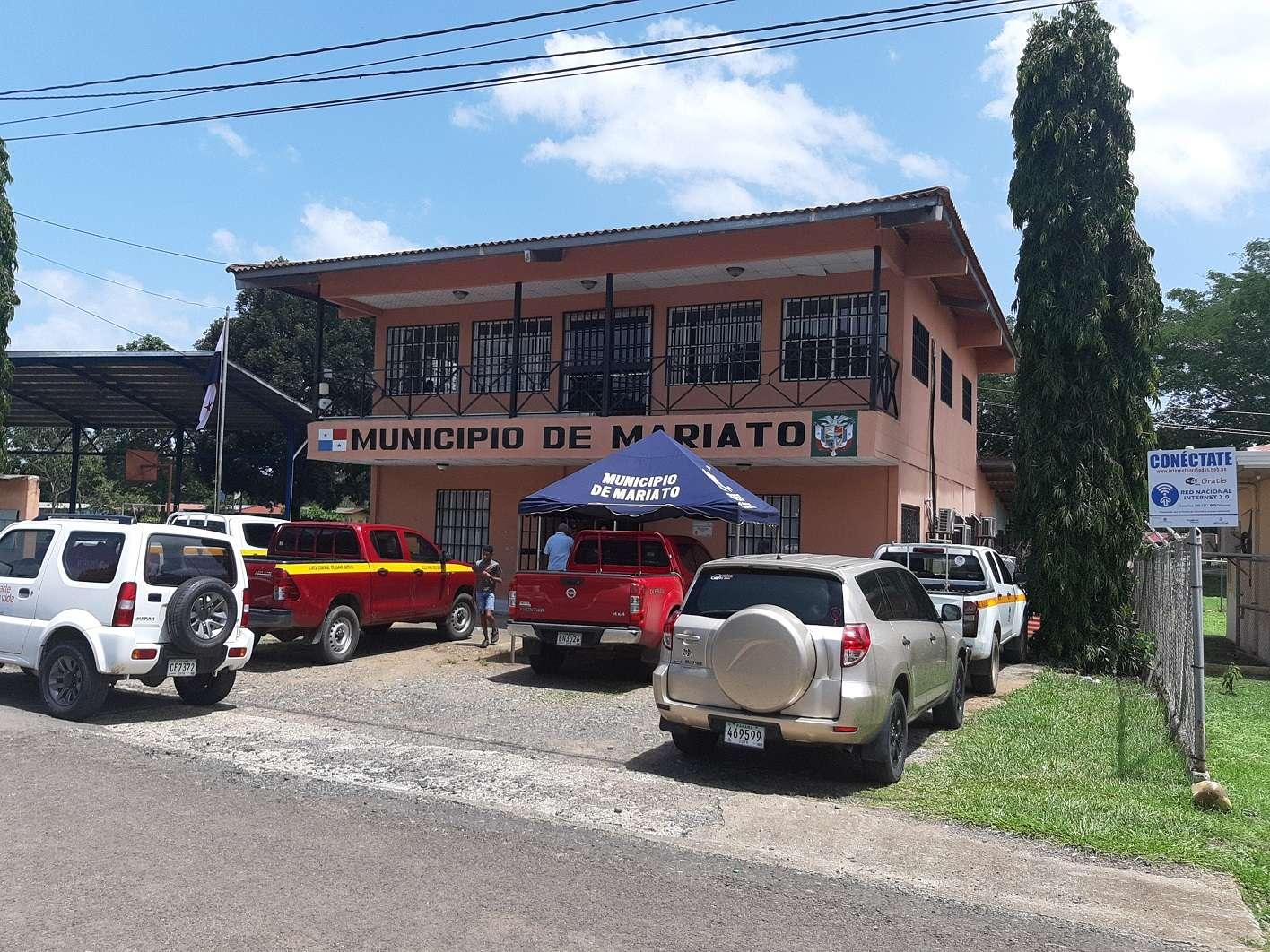 Municipio de Mariato. Foto: Melquiades Vásquez