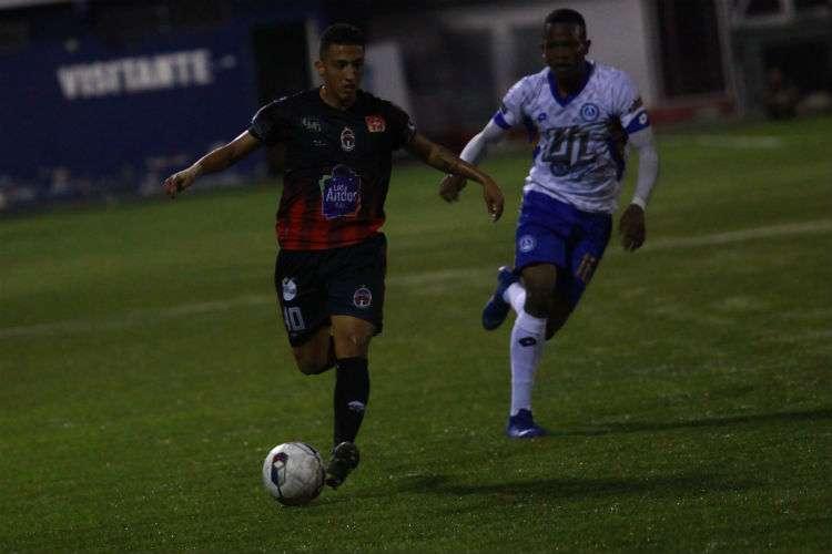 Ángel Orelién (izq.) formará parte del Club Cruz Azul de México. Foto: Anayansi Gamez
