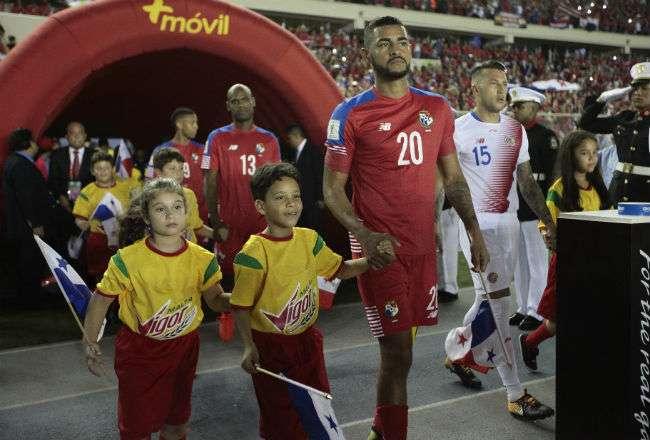 El jugador panameño Aníbal Godoy. Foto: Anayansi Gamez