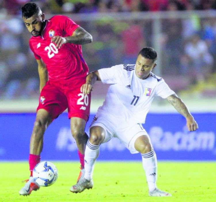 Aníbal Godoy es uno de los convocados para los próximos partidos amistosos de Panamá.