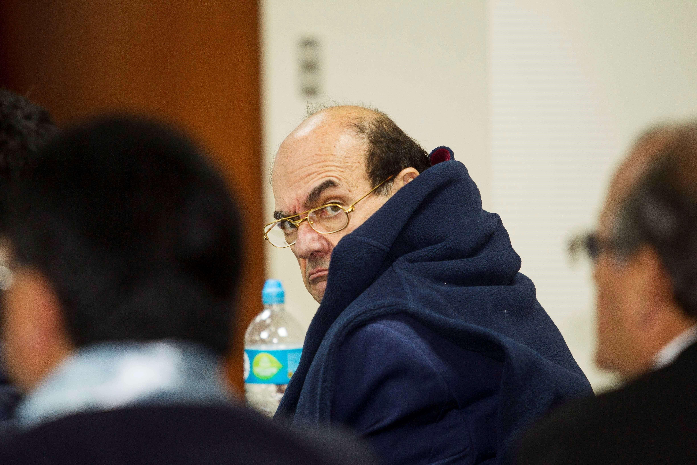 La Fiscalía también pidió que se confirme la detención preliminar dictada contra Atala y su hijo.