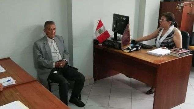 En la imagen Augusto Ramírez Gudiel, director de la escuela. Foto: Cortesía