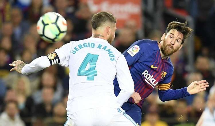 El enfrentamiento de vuelta en el estadio Santiago Bernabéu se disputará el 3 de marzo. Foto: EFE