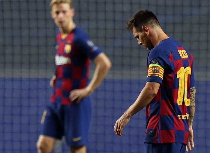 Lionel Messi- /AP