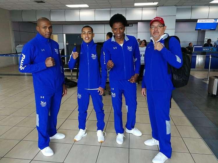 Boxeadores estarán en un campamento en Lima hasta que arranque los Panamericanos. Foto: COP