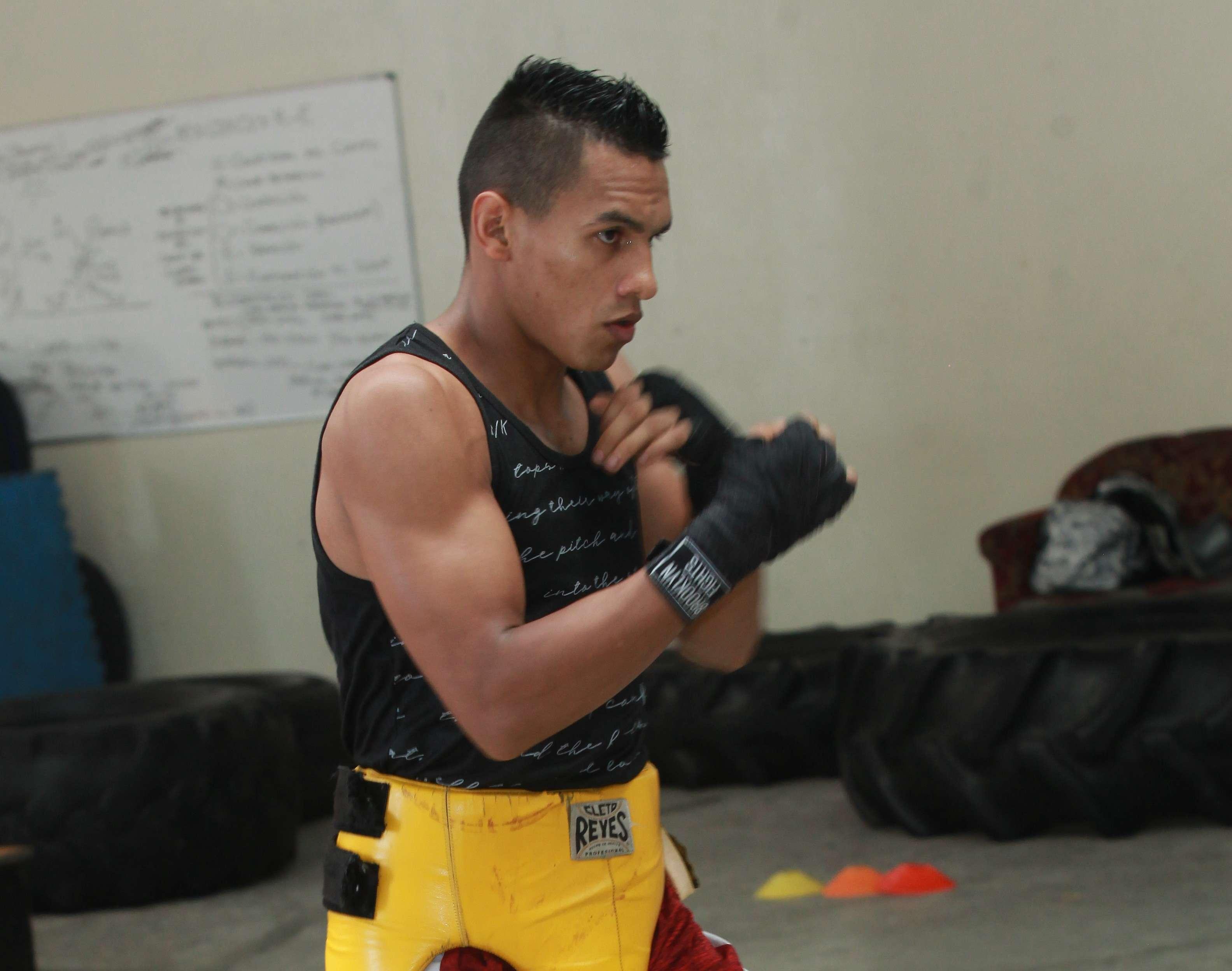 Bryan De Gracia es uno de los panameños que se encuentran clasificados en la AMB. Foto: Anayansi Gamez