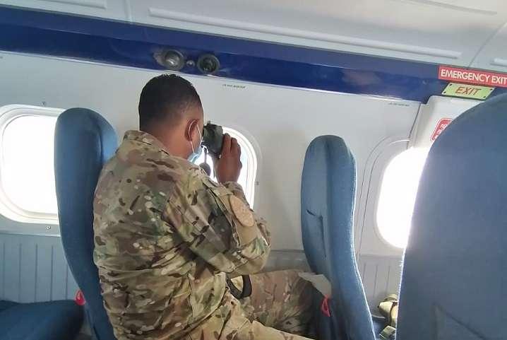Se han unido a la búsqueda dos aviones y un helicóptero privado.