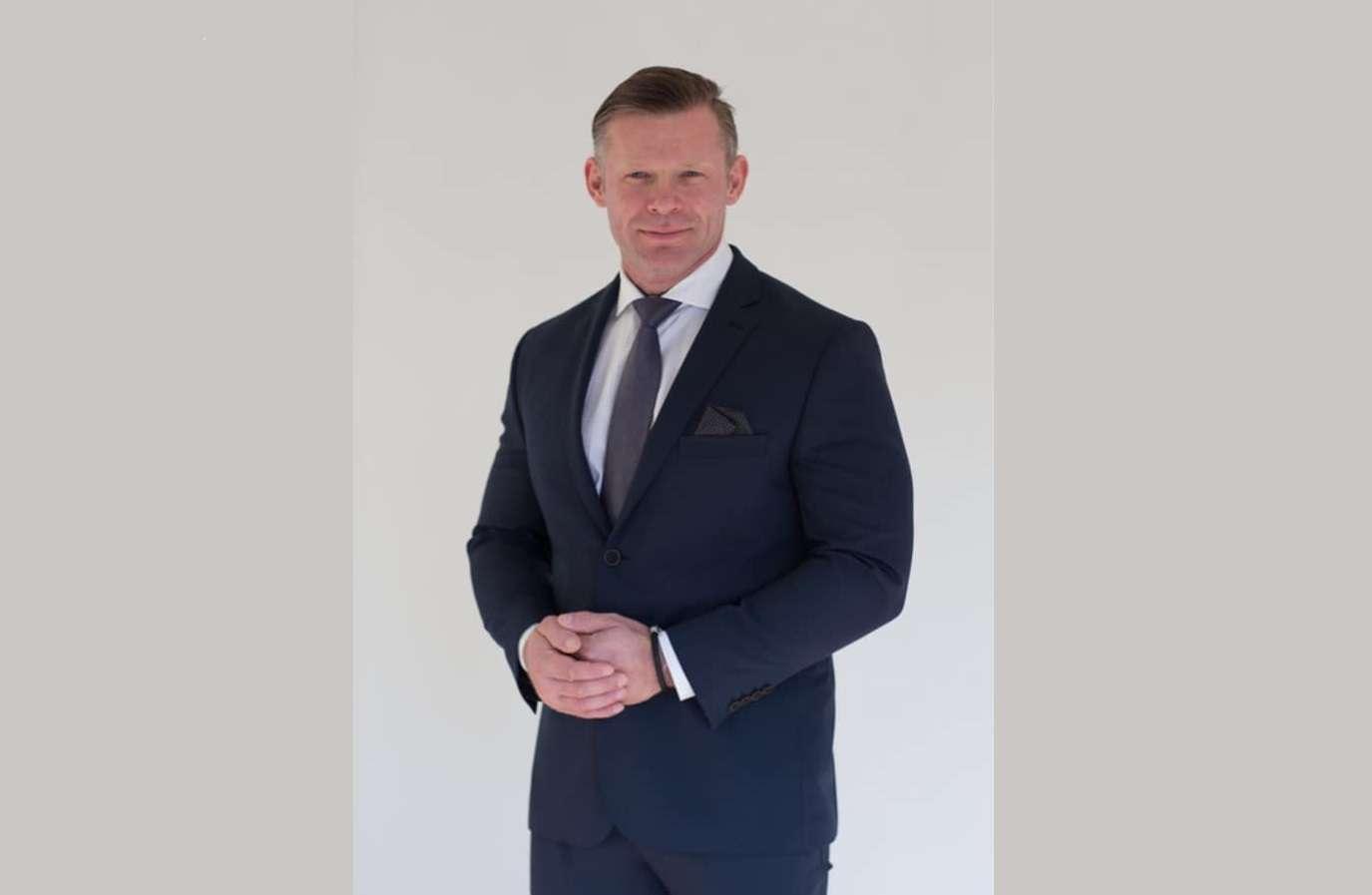 Candidato a legislador en Dinamarca, Joachim B. Olsen, Foto: Facebook