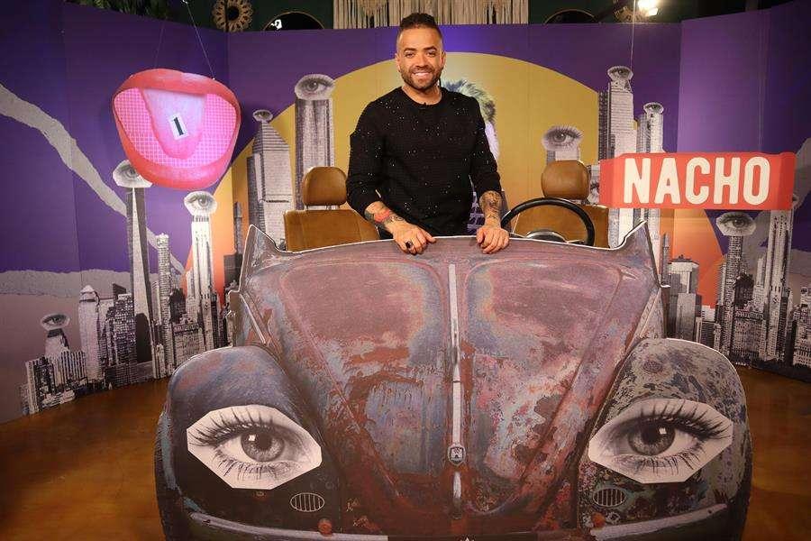 El cantautor venezolano Nacho. EFE