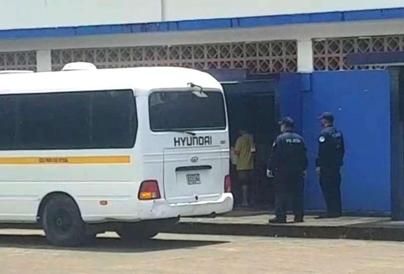 El brote en la cárcel santeña fue detectado a inicios del mes de septiembre.
