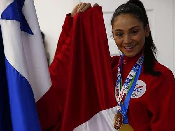 Carolena Carstens buscará conquistar el oro que logró en los pasados juegos en Chile. Foto: COP