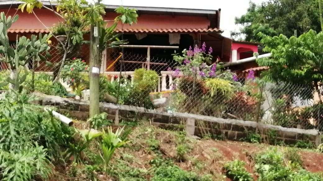 Casa donde se cometió el hecho, en calle 1ra, Loma Bonita, Arraiján.  Foto: Eric Montenegro