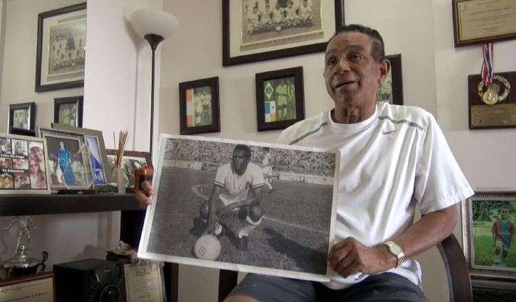 Luis Ernesto Tapia es uno de los mejores jugadores en la historia de Panamá.