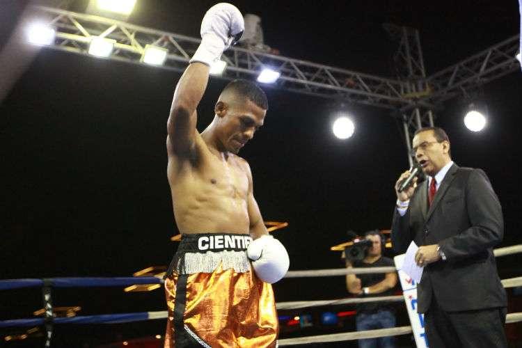 """Ricardo """"El Científico"""" Núñez tendrá su oportunidad de disputar un título mundial este año. Foto: Anayansi Gamez"""