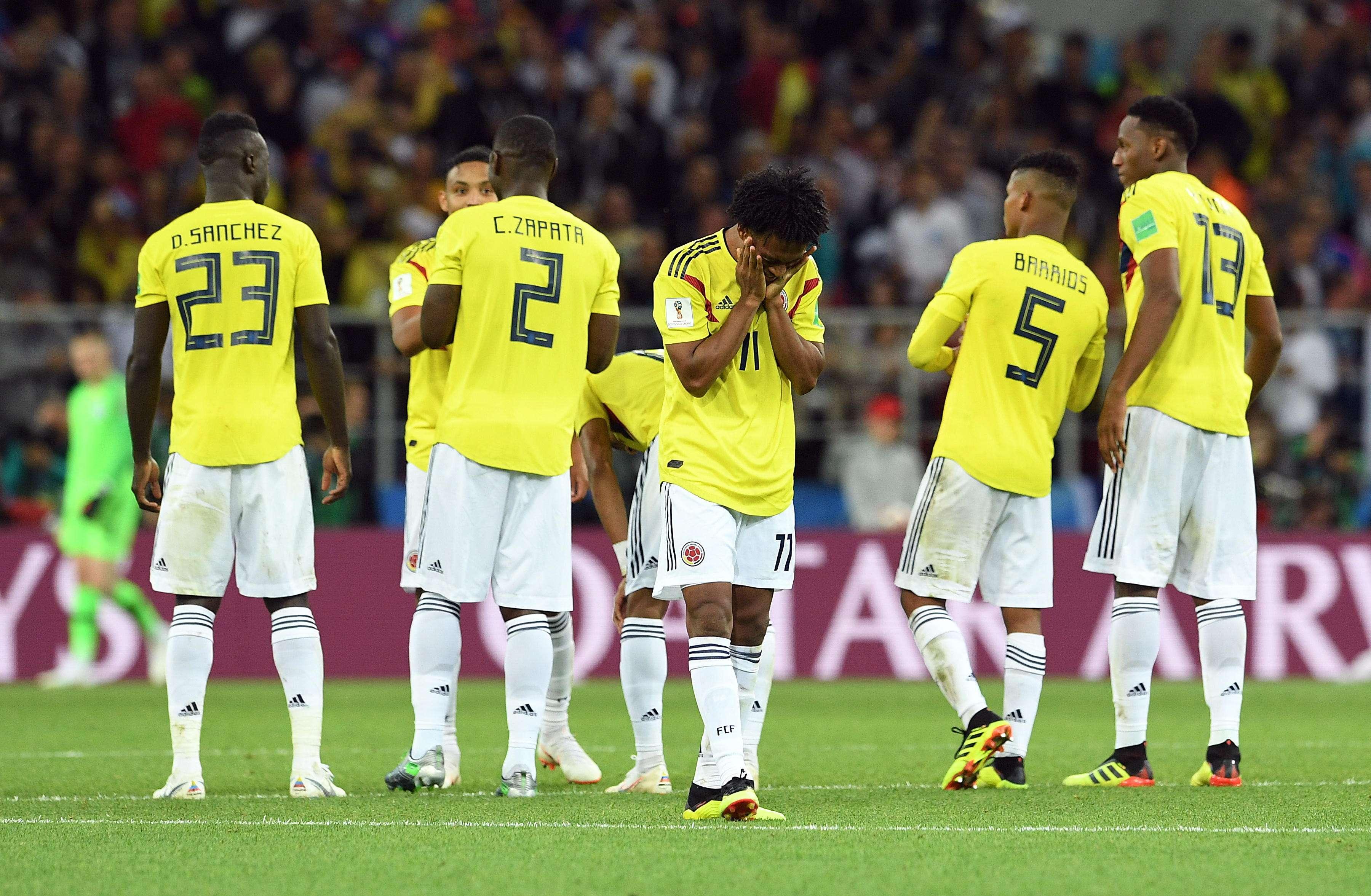 Inglaterra se clasificó a los cuartos de final. Foto: EFE