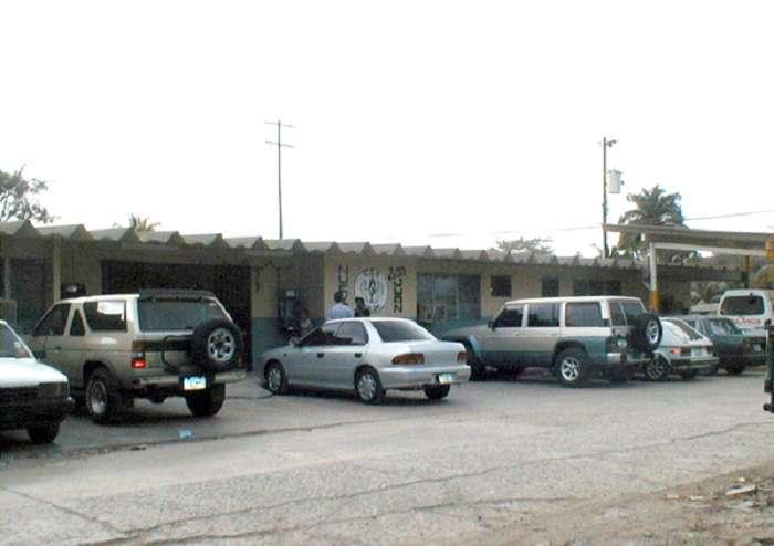 Vista general del cuarto de urgencias de la Policlínica de Sabanitas donde fueron atendidas las víctimas. Foto: Diómedes Sánchez