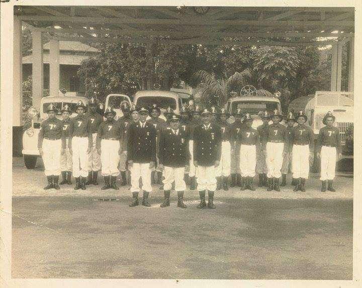 Compañía No.7 del Benemérito Cuerpo de Bomberos de Panamá.