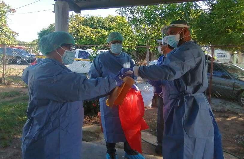 Los pacientes recuperados en la provincia totalizan mil 205 personas.