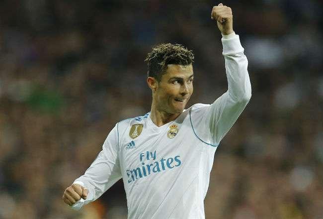 El astro portugués Cristiano Ronaldo. Foto: AP