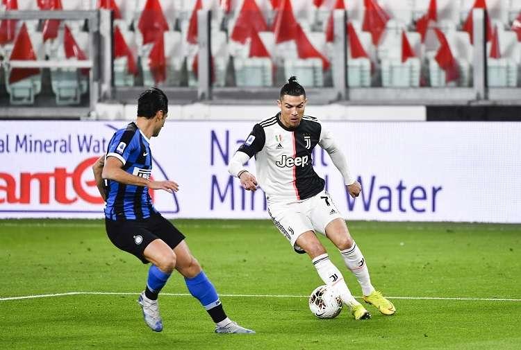 Cristiano Ronaldo. Foto: AP