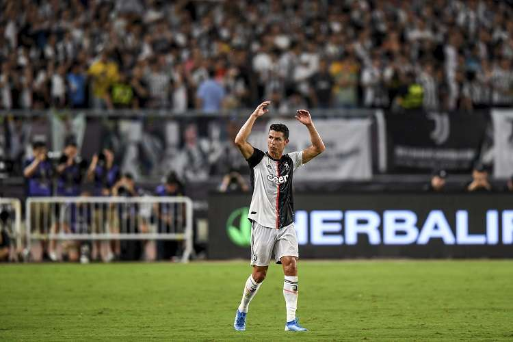 El delantero de la Juventus mandó un mensaje de ánimo al mallorquín a través de las redes sociales, recordando su etapa en el Real Madrid. Foto: AP