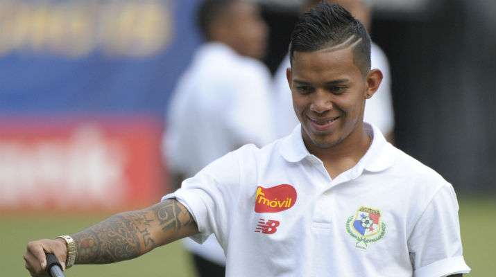 Darwin Pinzón, exseleCción nacional de fútbol. /Anayansi Gamez