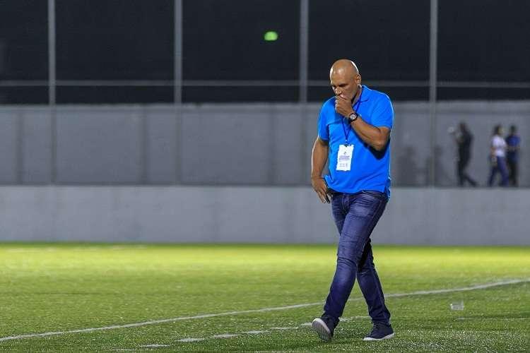 Donaldo González, técnico del Club Atlético Independiente (CAI). Foto: Fepafut