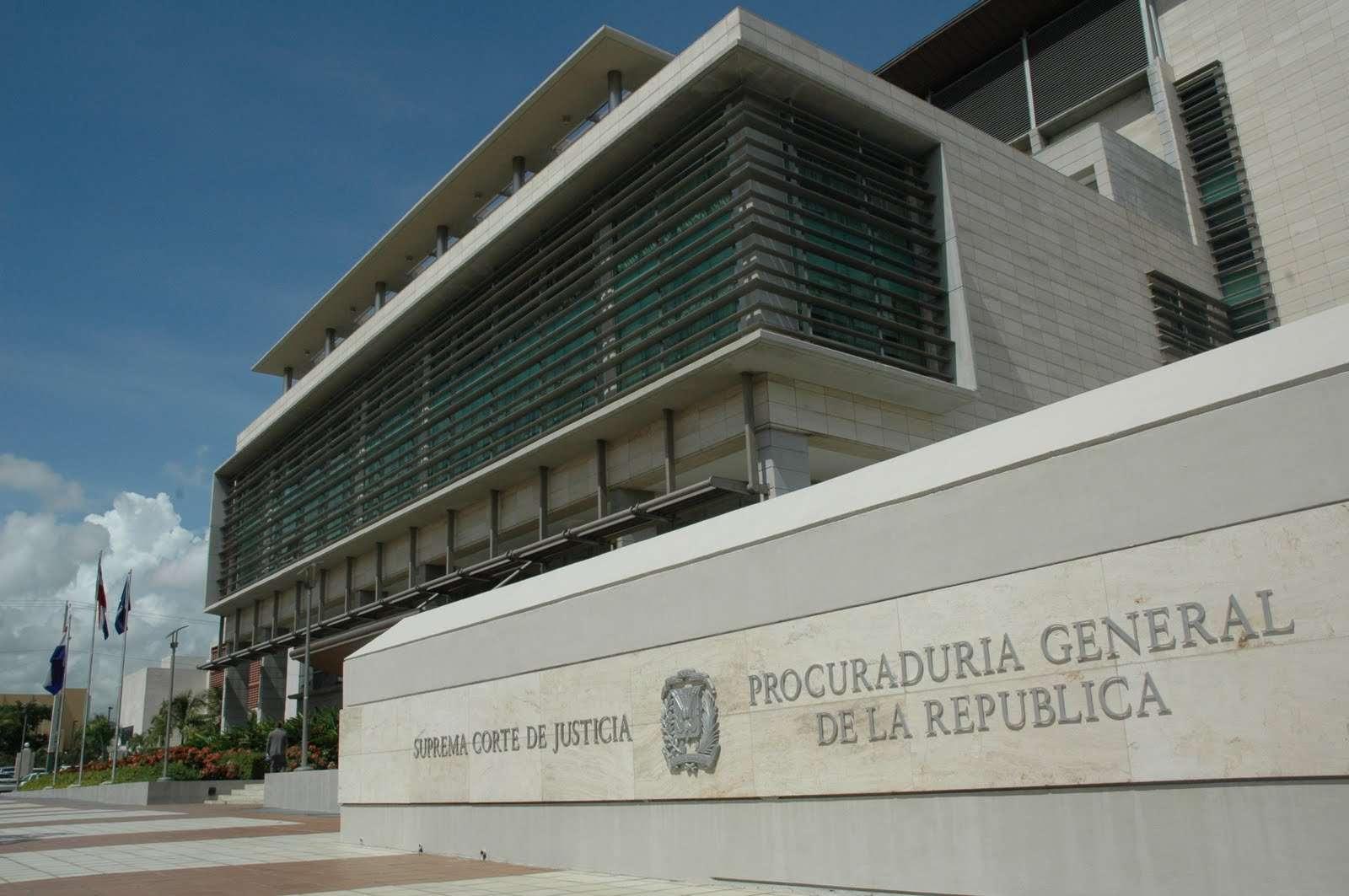 Edificio que aloja la Suprema Corte de Justicia (SCJ) y la Procuraduría General de la República Dominicana.