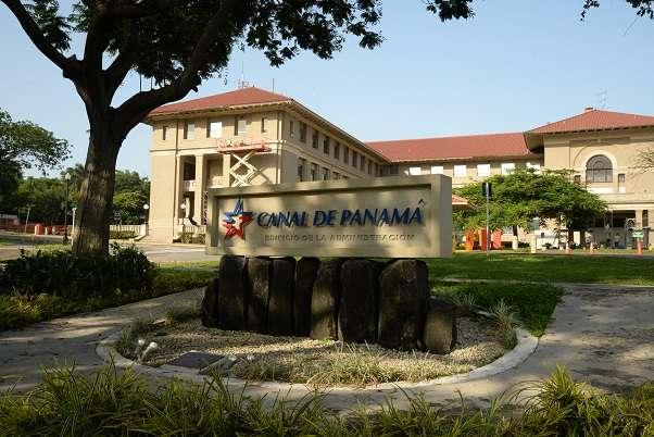 Vista general del edificio de la Administración del Canal de Panamá. Foto: Archivo