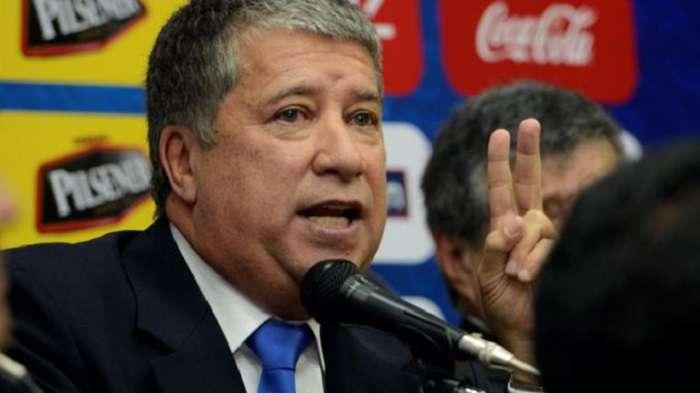 """El """"Bolillo"""" dirigió a la selección de Panamá en el pasado mundial Rusia 2018./EFE"""