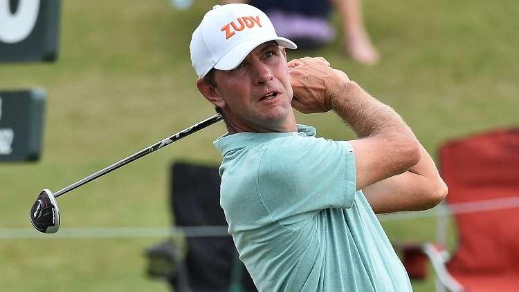 El golfista Lucas Glover fue agredido por su mujer por no pasar el corte. Foto: EFE