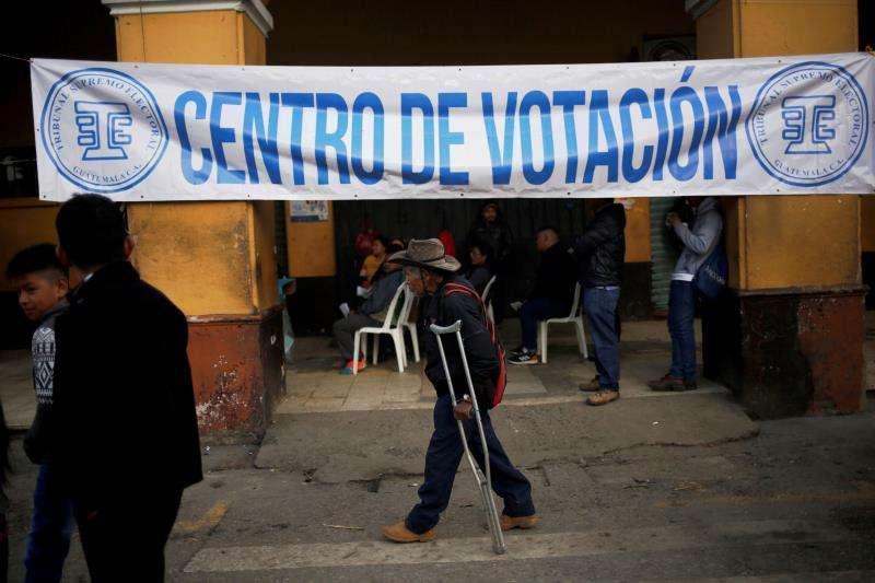 Los pobladores exigen la salida de la municipalidad de los Medrano, un clan familiar que ha gobernado históricamente ese municipio. EFE/Archivo