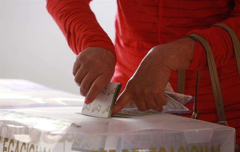 """Se trata de la encuesta de compra de voto """"con mayor profundidad integral que se ha hecho en México hasta este momento"""". Foto: EFE"""