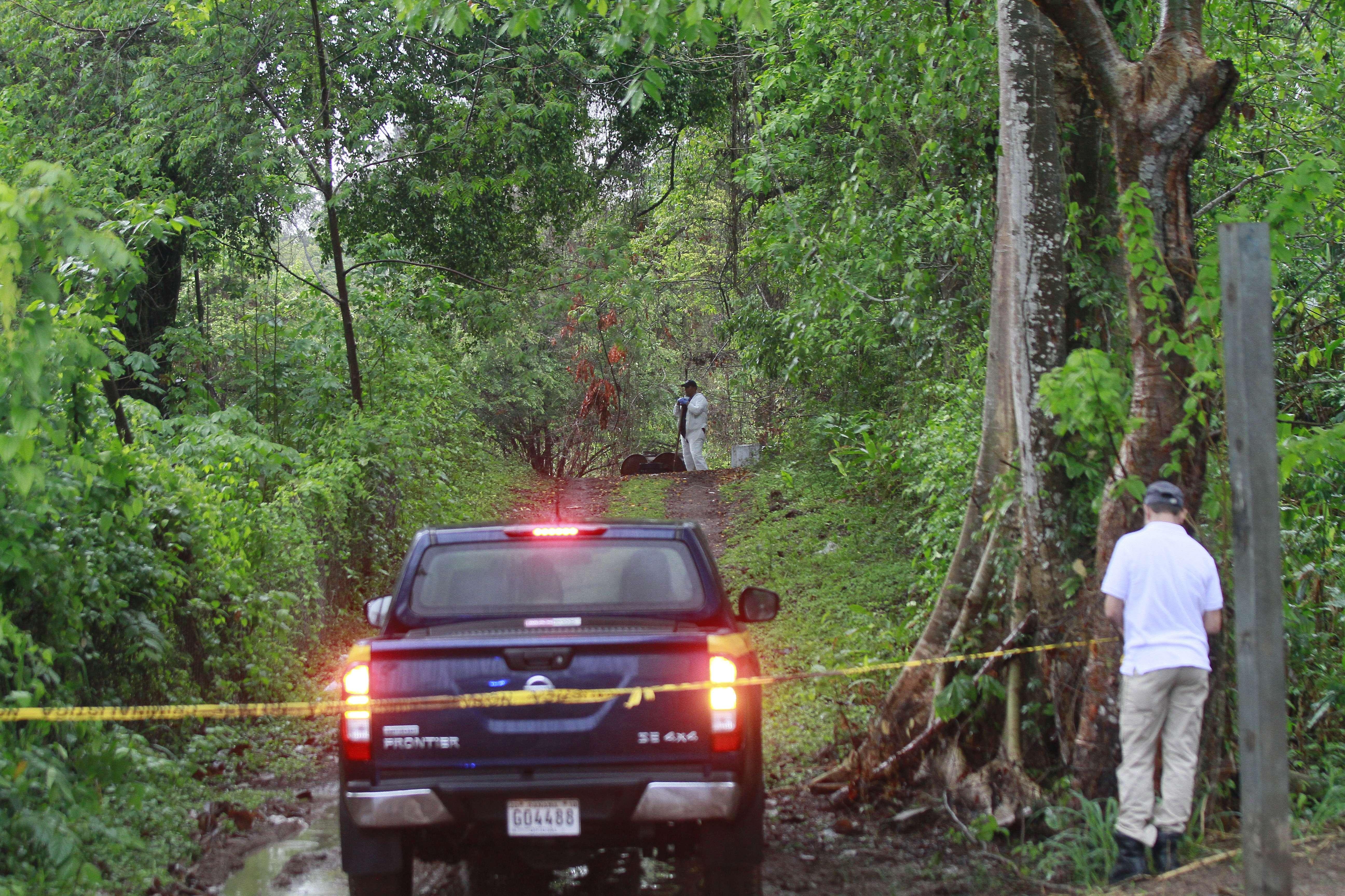 No hay reportes de posibles familiares de las personas occisas. Foto. Edwards Santos Cruz